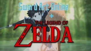[Sword Art Online AMV] - The Legend of Zelda Rap Parody thumbnail