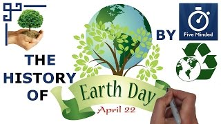 Earth Day History for Kids