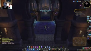 Brundonx Plays world of warcraft S1 E2 Legion Death Knight  (LIVE)