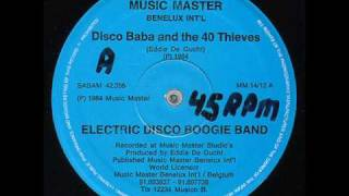 Electric Disco Boogie Band - Disco Baba and the 40 Thieves