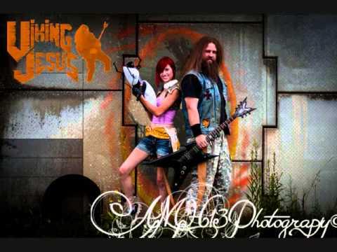 VIKING JESUS (ft. Jenny Rychter) - Still Alive (Portal Metal Cover)