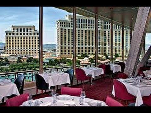 Best Bellagio Fountains View Restaurant Las Vegas