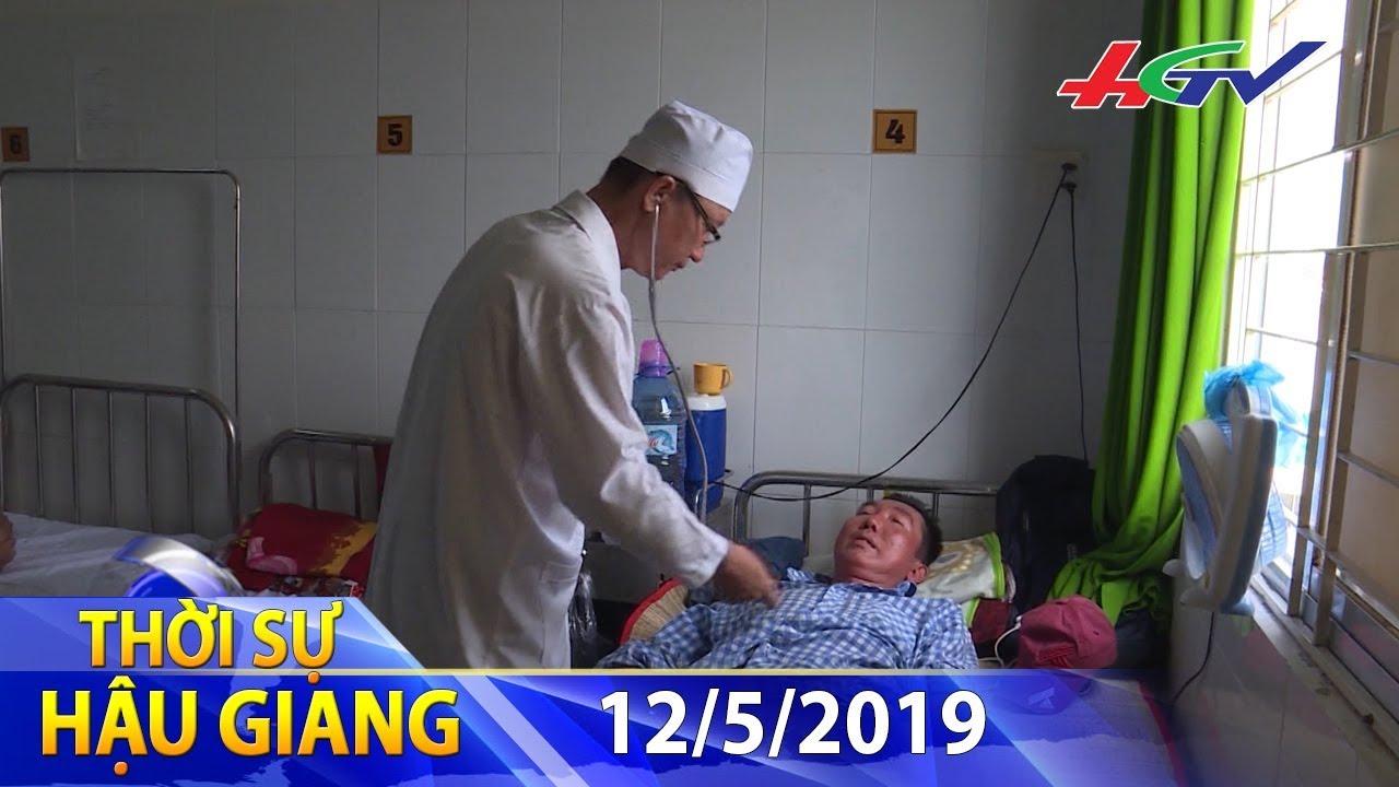 Bệnh viện tuyến huyện điều trị thành công bước đầu bệnh vẩy nến | THỜI SỰ HẬU GIANG - 12/5/2019