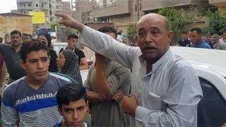 أهالي ضحايا الغسيل الكلوي  في ديرب نجم يروون تفاصيل الحادث