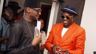 Funny Man! Sound Sultan Reveals Why He Can Not Become A Comedian As He Roast 2Baba At His Show.
