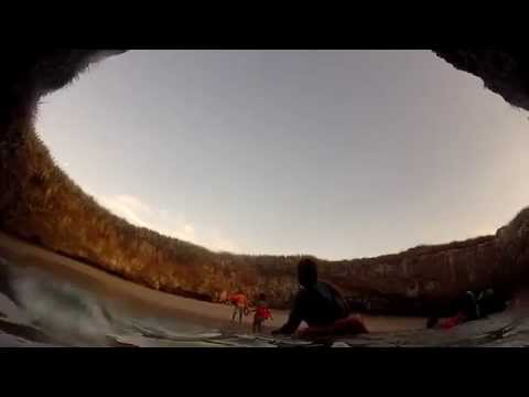 Islas Marietas Primer Contacto (con GoPro)