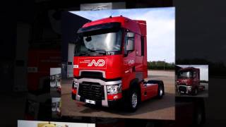 NEW RENAULT TRUCKS T - THANKS ALL !!! A TRUCK FOR ALL !!!
