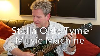 STELLA H929 - Olde Tyme Music Machine - Guitar Discoveries #9