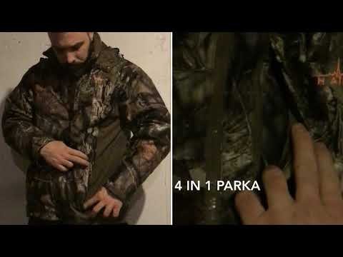 Habit Outdoors Insulated Bibs & 4-1 Parka Review