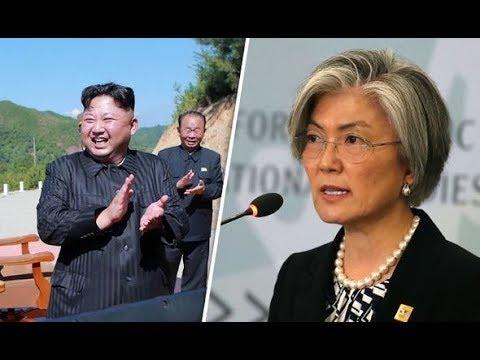 Última Hora: Ministra Kang Kyung-wha De Seúl Podría Tener un Romance SECRETO con Kim Jong Un