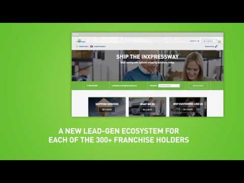 InXpress - Delivery franchises delivered digitally