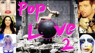 Repeat youtube video Robin Skouteris -  PopLove 2  (Mashup Of 2013) ♫ 56 songs