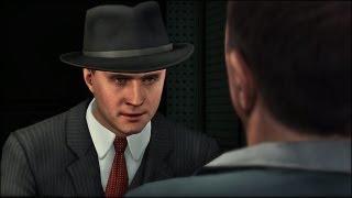 LA Noire: how to tell if someone is lying - (LA Noire lying)