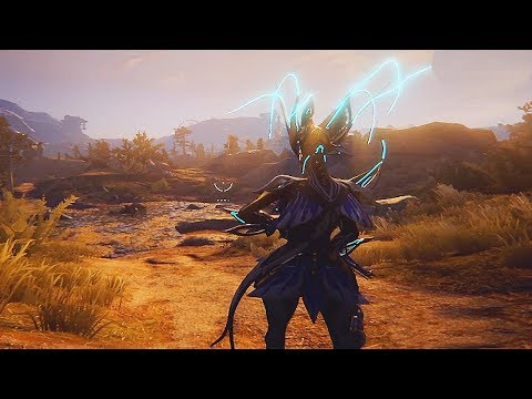 40 Minutes of Warframe Plains of Eidolon Gameplay Demo Open World Update 2017 Developer Walkthrough