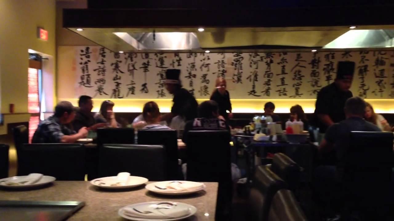 online store 2756d 4ef5e Kobe Ninja House Bangor Maine Restaurant Review