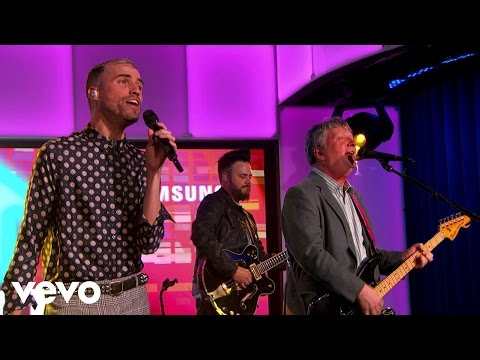 Neon Trees, Squeeze - Tempted (Live from Jimmy Kimmel Live!)