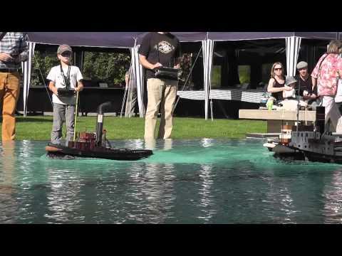 2014 Schiffsmodell Schaufahren Modell-Schiffbau-Club Basel (MSCB) Eglisee