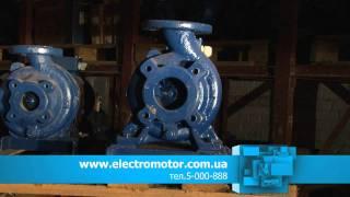 видео Купите насос консольно-моноблочный КМ65-50-160/2-5 с двигателем 5.5/3000 в Москве. насосы КМ - КМ  65-50-160 оптом и в розницу.