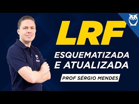 Lei de Responsabilidade Fiscal (LRF) - Esquematizada e Atualizada
