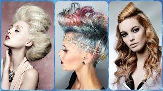 Top 20 modne 💋 fryzury z kręconych włosów do ramion 2019
