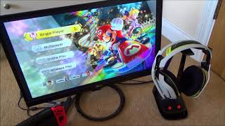 How to Use USB & Bluetooth Headphones / Headsets on the Nintendo Switch