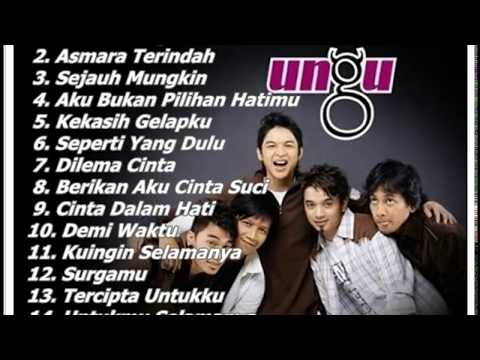 The Best Of Ungu Album