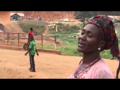 Delays in handing over market in Sierra Leone