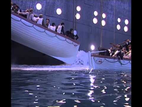 titanic clip lifeboats youtube
