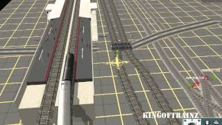 Trainz 12: {Daniel Town Commuter Railroad (DTCR)} Fictional Route TV Center (LIRR)
