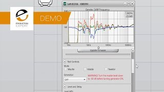 Genelec GLM 3 Correction System - Production Expert Demonstration