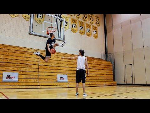 Jordan Kilganon: World's BEST Dunker! | On Point Basketball