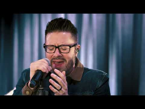 "Danny Gokey ""Masterpiece"" LIVE at Air1 Radio"