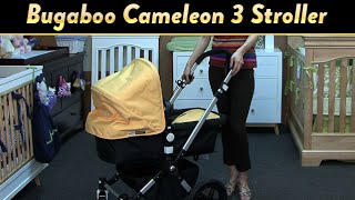 Features and Review of the Bugaboo Cameleon 3 Stroller | CloudMom