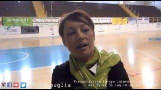 18-03-2016: #fipavpuglia - Presentazione torneo WEVZA dal 26 al 31 luglio ad Ostuni e Locorotondo