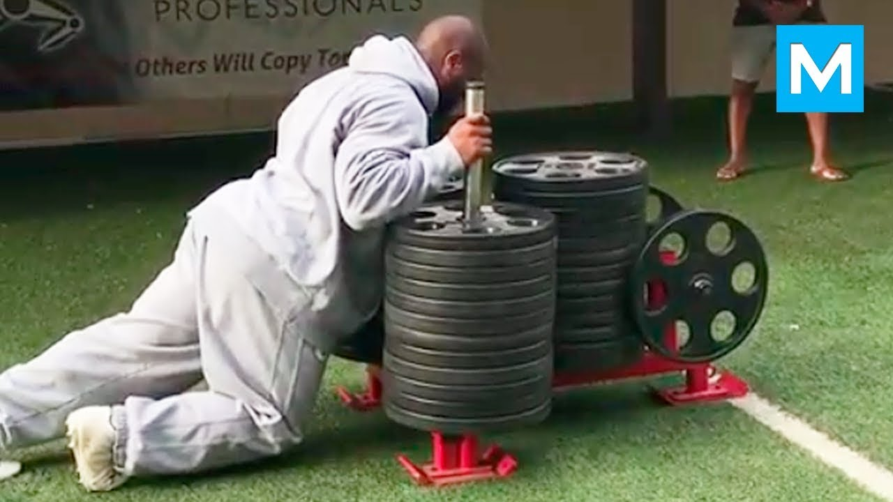 Download MONSTER Workout - Strongest NFL Player - James Harrison | Muscle Madness
