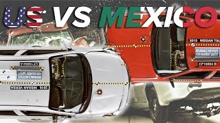 American Car Vs. Mexican Car