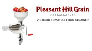 Victorio tomato and food strainer