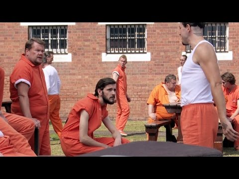 Jailbirds  Behind the s  The Wrong Mans: Series 2 Episode 1  BBC Two