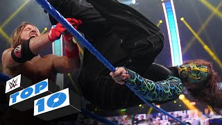 Top 10 Friday Night SmackDown moments: WWE Top 10, Sept. 25, 2020