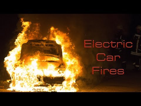 Electric Car Fires: What You Need To Know