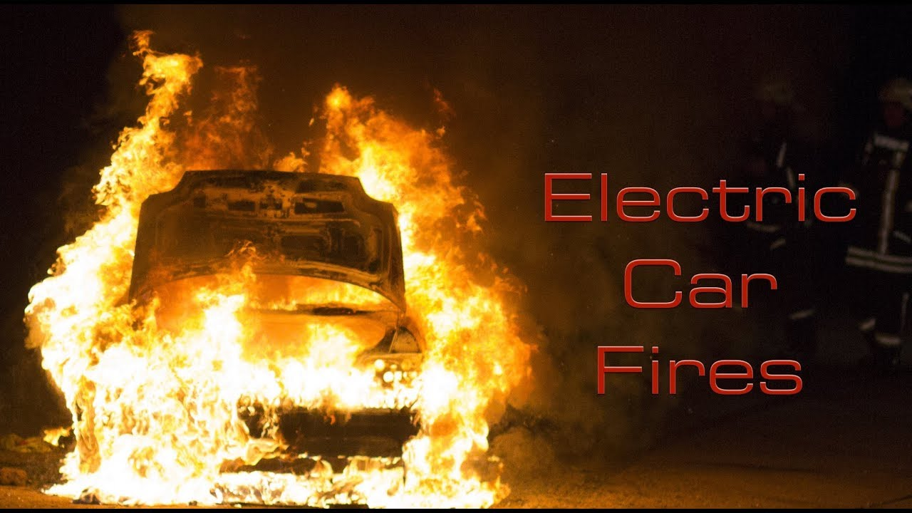 Electric Car Fires What You Need To Know