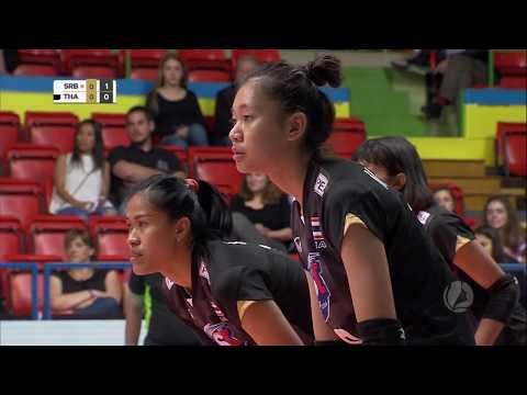 Full Game: Serbia vs. Thailand