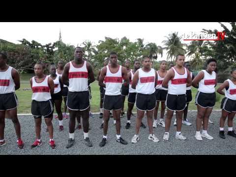 Au cœur du Service Militaire Adapté de Guadeloupe