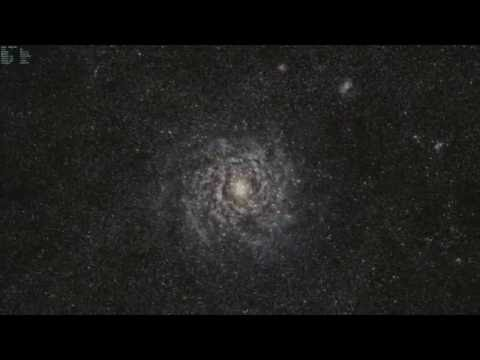 Laniakea Super Cluster in 4K | Space Engine