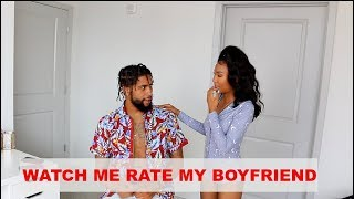 GIRLFRIEND RATES BOYFRIENDS FASHION NOVA MEN CLOTHES !