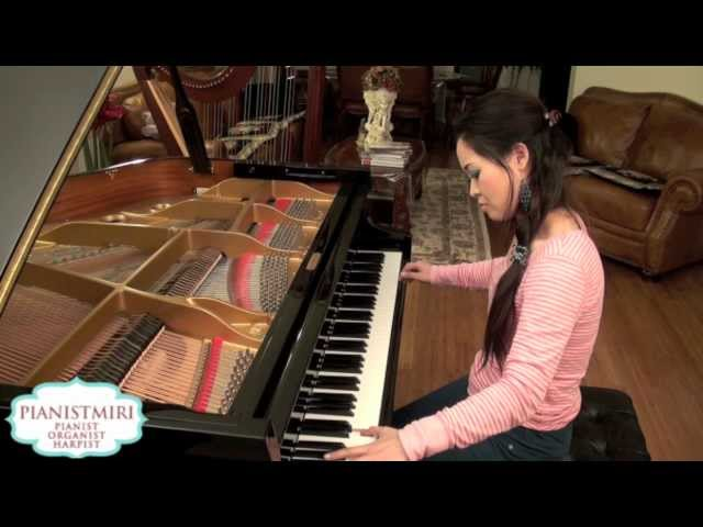 Gotye - Somebody That I Used to Know ft. Kimbra | Piano Cover by Pianistmiri 이미리