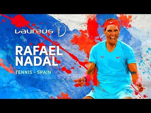 2021 Laureus World Sportsman of the Year - Rafa Nadal