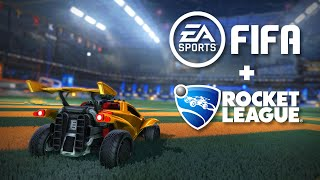 How we created a completely new game mode in Rocket League