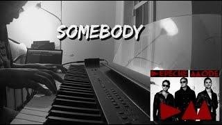Depeche Mode- Somebody (Piano Cover by Jen Msumba)