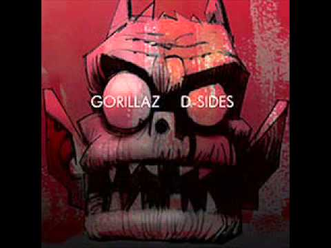 Gorillaz- Dirty Harry (Schtung Chinese New Year Remix) (D-Sides)